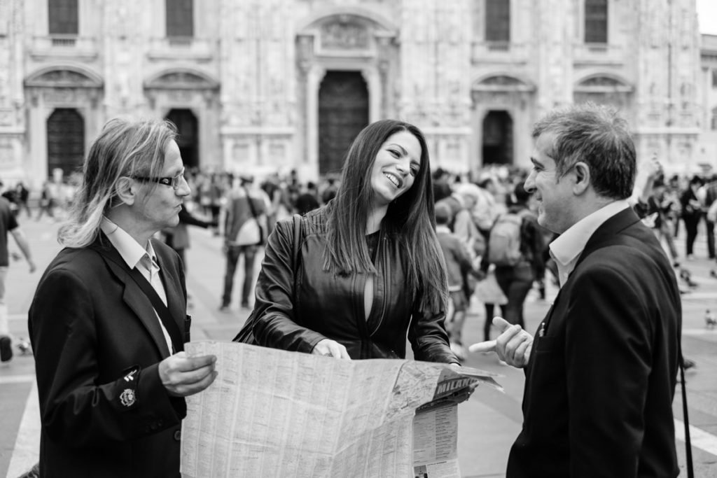 The Passionate Street And Urban Photography Workshop Milan