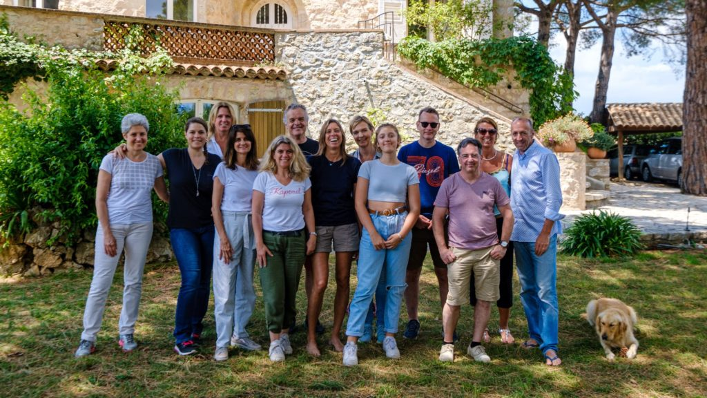 French Riviera Landscape Photography Workshop students
